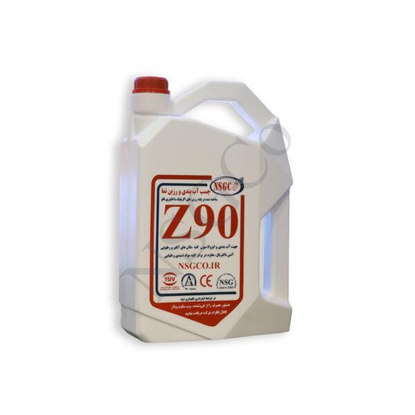 چسب آب بندی NSG-Z90 گالن 4 لیتری